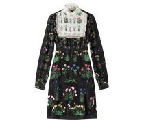 Mini-Dress mit Spitze