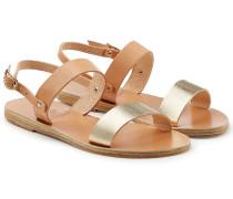 Sandalen Clio aus Leder