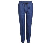 Straight Leg Pants aus Schurwolle