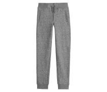 Sweatpants aus Baumwolle und Wolle