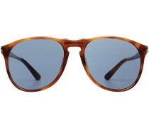 Sonnenbrille in Schildpatt-Optik