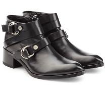 Ankle Boots Ridley Harness aus Leder