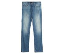 Slim Fit Jeans Tyler aus Baumwoll-Stretch