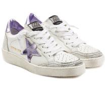 Sneakers Ballstar aus Leder