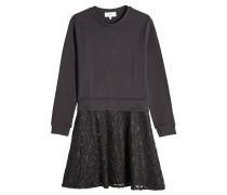 Sweater Dress mit Spitze