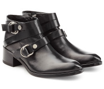 Ankle Boots Ridley Harness aus Leder