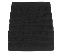 Mini-Skirt aus Wolle