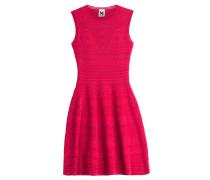 Flared-Dress aus Baumwoll-Jersey