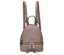Kleiner Rucksack aus Leder