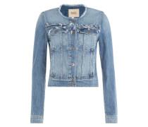 Jeans Jacke im Vintage-Look