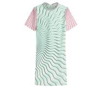 Bedrucktes Shirt-Kleid