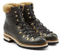 Hiking-Boots aus Leder