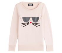 Sweatshirt mit Baumwolle