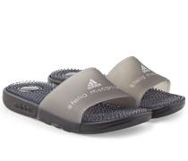 Sandalen mit Logo-Druck