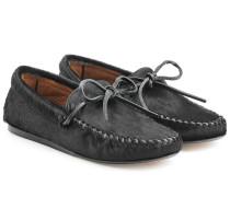 Loafers aus Kalbsfell