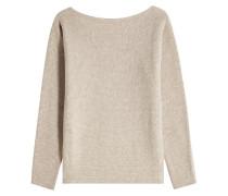 Pullover aus Schurwolle und Kaschmir