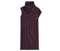 Drape-Dress aus Flanell