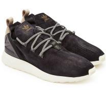 Sneakers ZX Flux ADV X aus Nubukleder