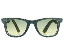 Sonnenbrille Wayfarer Denim RB2140