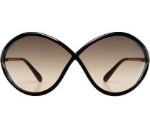 Oversize-Sonnenbrille Liora