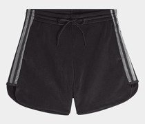 Shorts mit Streifen-Details