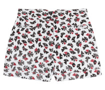 Print-Shorts Deco Fan
