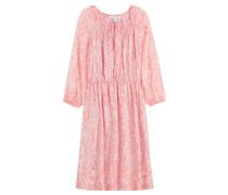 Print-Kleid Parry aus Seide