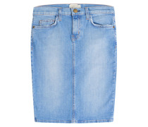 Pencil Skirt aus Denim