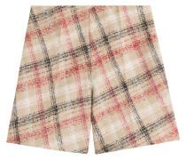 Shorts mit Fade-Print
