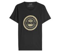 Logo-Shirt aus Baumwolle