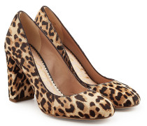 Pumps mit Animal Print