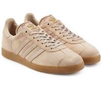 Sneakers Gazelle aus Veloursleder