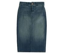 Pencil-Skirt aus Denim