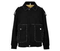 Bombardier Jacket in Black