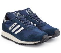 Sneakers New York aus Leder und Textil