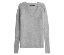 Oversize-Pullover aus Wolle und Kaschmir