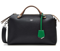 Leder-Schultertasche By The Way Boston