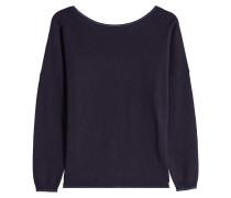 Pullover aus Baumwolle und Wolle