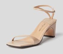 Sandaletten mit Riemchen
