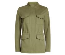 Outdoor-Jacke aus Baumwolle