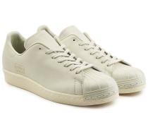 Leder-Sneakers Superstar 80s Clean