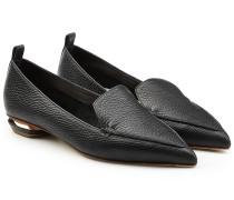 Spitze Loafers Beya aus Leder
