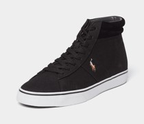 High Top Sneaker mit Logo