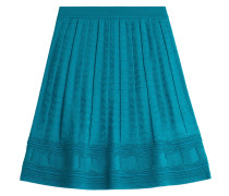Flared-Skirt aus Strick