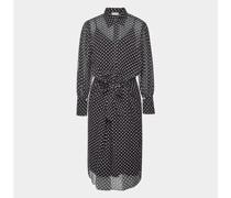 Kleid Kjala aus Seide