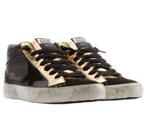 Mid-Top-Sneakers Star aus Leder