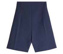 High Waist Shorts mit Baumwolle