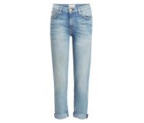 Straight Leg Jeans The Fling