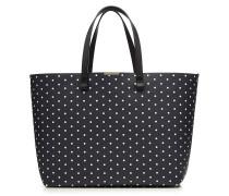 Shopper mit Polka-Dots