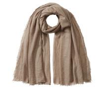 Kaschmir-Schal mit Seide